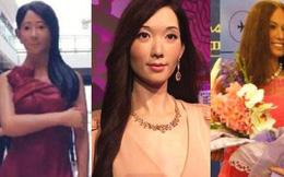 """Bộ sưu tập tượng sáp xấu đến """"ma chê quỷ hờn"""" của """"Chân dài số 1 Đài Loan"""" Lâm Chí Linh"""