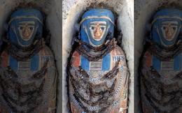 Kho báu chứa nhiều xác ướp cổ đại còn nguyên vẹn ở Ai Cập