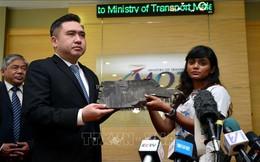 Hy vọng mới trong vụ MH370: Tìm thấy 5 mảnh vỡ được cho là của chiếc máy bay mất tích
