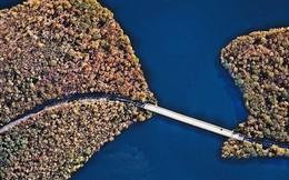 Trái Đất là một tác phẩm nghệ thuật tinh xảo và những bức ảnh từ trên cao này sẽ chứng minh điều đó