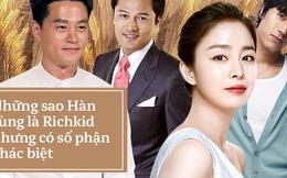 Những diễn viên Hàn Quốc có xuất thân trâm anh thế phiệt