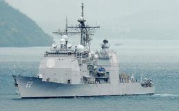Trung Quốc thừa nhận điều lực lượng hải quân giám sát tàu tên lửa Mỹ ở Biển Đông