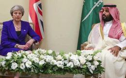 Sự thật đằng sau bức ảnh Thủ tướng Anh mặt lạnh băng khi nói chuyện với Thái tử Ả-rập Xê-út