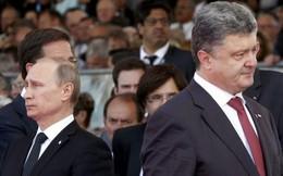 Tổng thống Poroshenko tố ông Putin từ chối nói chuyện về Ukraine