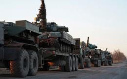 Giữa căng thẳng với Nga, Ukraine điều xe tăng án ngữ Biển Azov