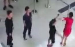 Sẽ xử phạt nhân viên an ninh ở sân bay Thọ Xuân