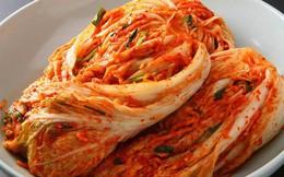 Kim chi: món ăn mang lại nhiều lợi ích cho sức khỏe