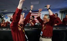 NASA hạ cánh thành công tàu InSight chính là đỉnh cao trí tuệ của nhân loại
