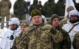 Ukraine triển khai thêm quân tới biên giới với Nga