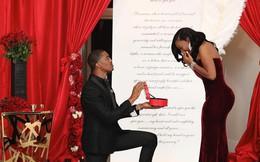 Màn cầu hôn hoành tráng với thứ đựng trong hộp khiến phụ nữ ghen tị, đàn ông thêm áp lực