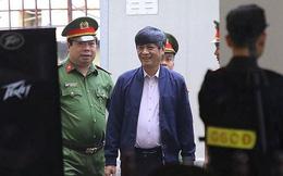 Cựu tướng Hóa kháng án từ trại giam, cựu tướng Vĩnh 'đang cân nhắc'