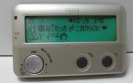 Đến thời điểm máy nhắn tin bị khai tử ở Nhật, vẫn còn khoảng 1500 người dùng thường xuyên