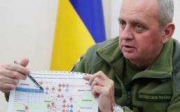 Tướng quân đội Ukraine nói xe tăng Nga chỉ còn cách biên giới nước này 18 km