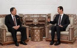 """Tổng thống Assad: Mỹ là """"kẻ thù chung"""" của Syria và Triều Tiên"""