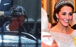 Công nương Kate tỏa sáng, xinh đẹp hết phần người khác trong khi em dâu Meghan ủ rũ, kém sắc