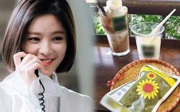 """Khoe ảnh đi cafe ở Hà Nội, mỹ nhân """"She Was Pretty"""" đến Việt Nam du lịch cùng chồng?"""