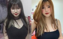 """Diện mạo mới của """"hot girl ngực khủng"""" sau khi bỏ bạn trai, sang Nhật du học 2 tháng"""