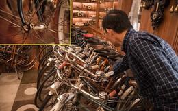 BST khủng dòng xe đạp mỗi chiếc đắt ngang một căn nhà mặt phố Hàng Đào