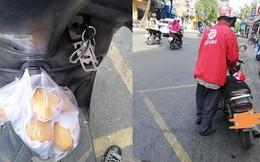 """Bác tài xế già bị khách """"bom"""" 8 ổ bánh mì và hành động đẹp của nam thanh niên khiến nhiều người ấm lòng"""