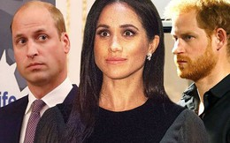 Hoàng tử Harry từng nổi khùng với anh trai sau lời nhận xét thẳng thắn về Meghan gây ra vết rạn nứt khó cứu vãn