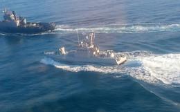 Ukraine dọa bắn vào tàu bảo vệ bờ biển Nga ở eo biển Kerch