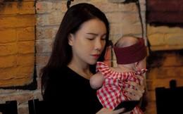 Trà Ngọc Hằng bí mật sinh con gái được 4 tháng tuổi, hiện là mẹ đơn thân