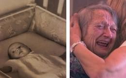 Người mẹ 18 tuổi tưởng con gái đã chết khi vừa sinh và cuộc đoàn tụ bất ngờ sau 70 năm