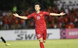 Mẹ cầu thủ Phan Văn Đức dặn con chơi máu lửa, ghi bàn thắng quyết định vào lưới Malaysia