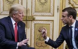 Pháp thẳng thừng tuyên bố với ông Trump: Hãy để chúng tôi yên!