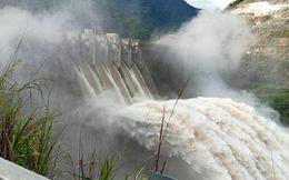 """Thủy điện """"tăng điều tiết"""" xả lũ, Huế cảnh báo lũ trên sông Bồ"""