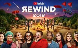 Youtube Rewind thất bại nặng nề, trở thành video có lượng Dislike cao thứ hai trong lịch sử