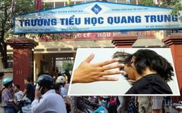 Cô giáo ở Hà Nội bị tố cho học sinh tát bạn 50 cái bị kỷ luật ra sao?