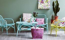 Hai màu sắc này mà kết hợp với nhau tại phòng khách nhà bạn thì đẹp khỏi phải bàn cãi