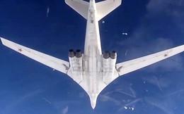 Nga công khai hoạt động của máy bay Tu-160 trong chuyến thăm Venezuela