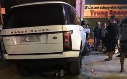 Hà Nội: Trích xuất camera truy tìm Range Rover đâm gãy chân nữ sinh