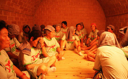 Khám phá văn hóa tắm hơi công cộng ở Hàn Quốc