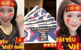 Đây là cách bạn gái Duy Mạnh, Quang Hải tiếp thêm sức mạnh cho người yêu trước trận cầu lịch sử Việt Nam - Malaysia