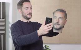 Samsung Galaxy S9, Note8, LG G7 và OnePlus 6 dễ dàng bị đánh lừa bởi một chiếc đầu in 3D