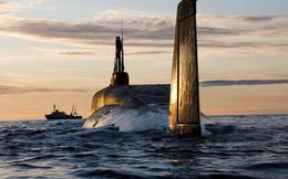 """Tàu ngầm mạnh nhất Mỹ cũng """"chào thua"""" tàu ngầm Nga"""