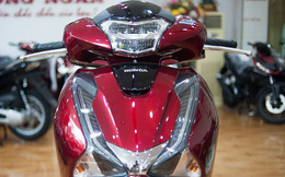 Honda SH chênh giá kỷ lục 16 triệu đồng