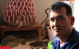 Người đàn ông sống cùng cá sấu suốt 20 năm, coi như 'con trai'