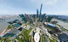 Bức ảnh siêu khổng lồ chụp toàn cảnh thành phố Thượng Hải, zoom được tận mặt người đi đường gây bão MXH