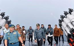 Xây căn cứ quân sự sát Biển Đông, Indonesia giội gáo nước lạnh vào Trung Quốc?