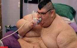 Chàng trai nặng gần 6 tạ giảm được 225kg sau hành trình đầy máu và nước mắt