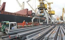Cán cân thương mại nửa đầu tháng 12 thâm hụt 540 triệu USD