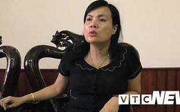 Nữ Bí thư huyện chỉ đạo công an theo dõi đoàn Uỷ ban Kiểm tra Trung ương nhận công tác mới