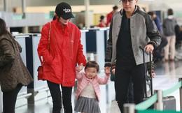 Hình ảnh bên nhau ngọt ngào cuối cùng của Dương Mịch - Lưu Khải Uy khiến fan xót xa cho bé Tiểu Gạo Nếp