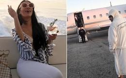 Hội Rich Kid châu Phi quyết không lép vế trong cuộc đua đọ phi cơ riêng, xa xỉ phẩm trên Instagram