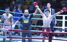 'Độc cô cầu bại' Duy Nhất thắng nghẹt thở siêu võ sĩ Thái Lan