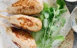 Đổi món cho bữa tối với chả gà lạ miệng ngon cơm